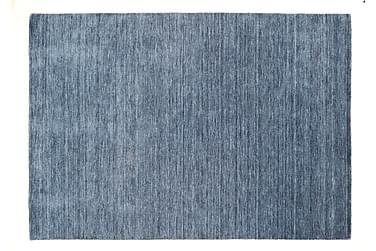 Matta Jaipur Rund 160x160 Blå