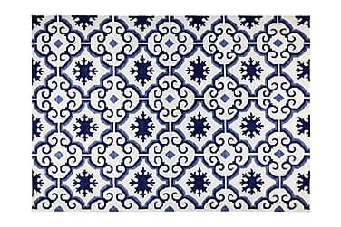 Matta Marrakech 160x230 Blå