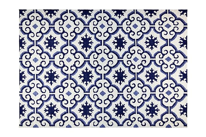 Matta Marrakech 160x230 Blå - Inhouse Group - Inredning - Mattor - Ullmatta