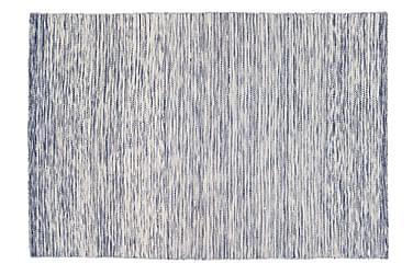 Matta Mellby 140x200 Blå