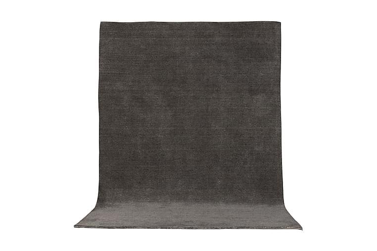 Matta Ulu 162x230 cm - Grå - Inredning - Mattor - Ullmatta
