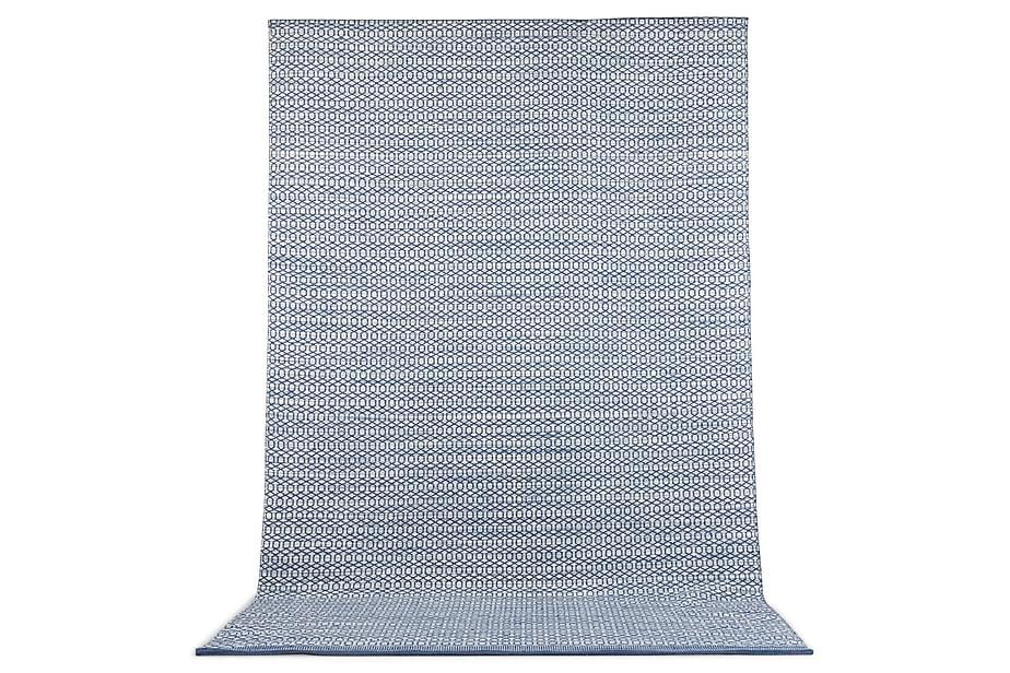 PADOVA Matta 300x200 Blå