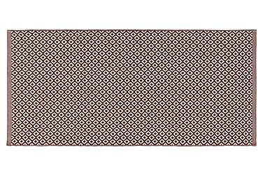 Ullmatta Björkö 140x200 Röd