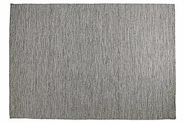 Ullmatta Eden Handvävd 160x230  Grå