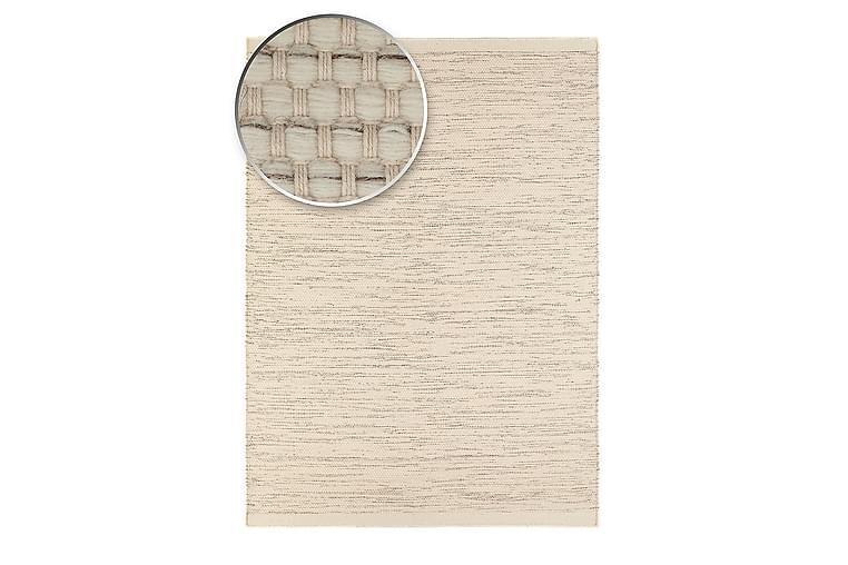 Ullmatta Graham 75x230 cm - Offwhite/Grå - Inredning - Mattor - Ullmatta