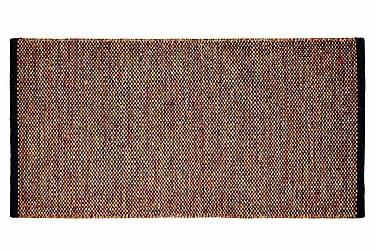 Ullmatta Seattle Handvävd 80x150  Flerfärgad