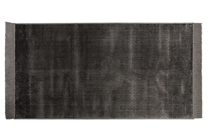 Viskosmatta Granada 80x150 - Antracit - Inredning - Mattor - Viskosmattor & konstsilkesmattor