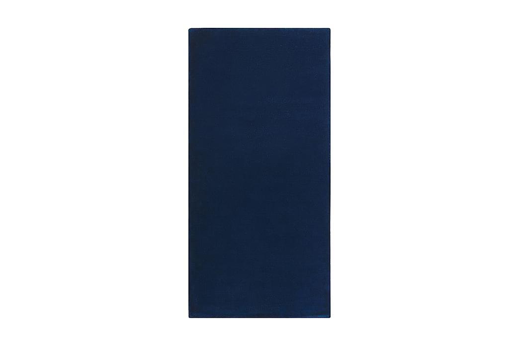 Viskosmatta Maturino 80x150 cm - Marinblå - Inredning - Mattor - Viskosmattor & konstsilkesmattor