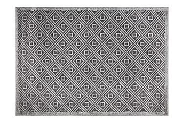 Matta Asti 120x170 Mörkgrå/Grå