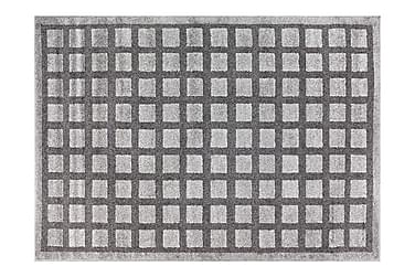Matta Udine 120x170 Grå/Ljusgrå