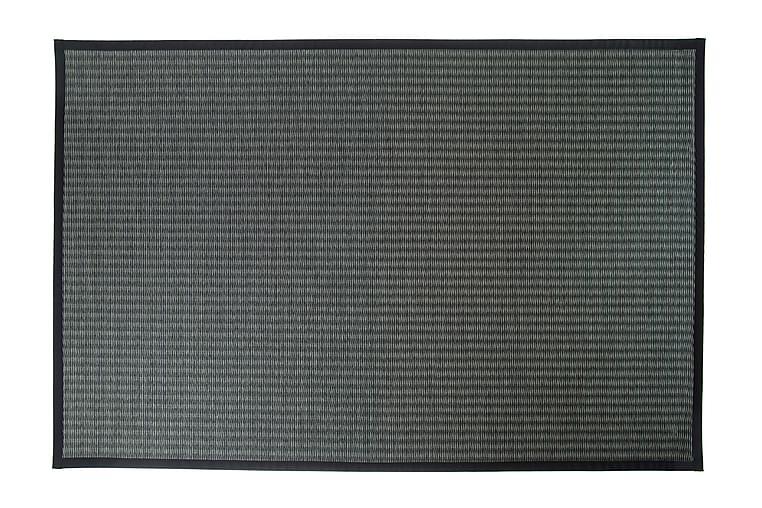 Matta Kelo 80x250 cm Svart/Mörkgrå - VM Carpets - Inredning - Mattor