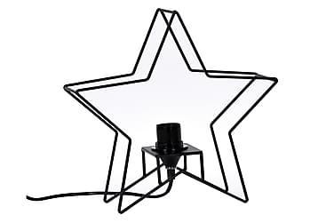 Bordslampa Stjärna