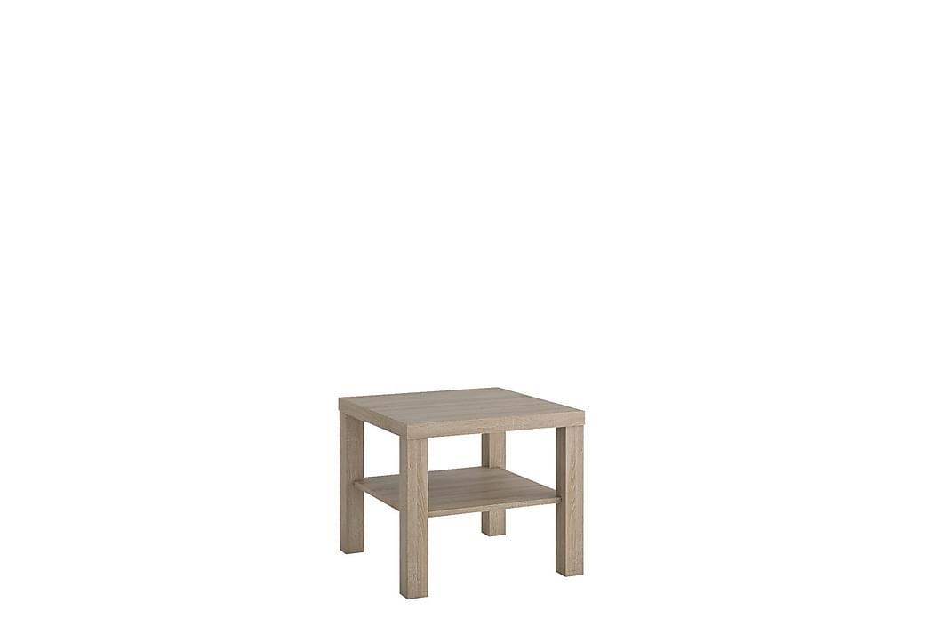 Sidobord Stornes 60 cm - Ljust Trä - Inredning - Småmöbler - Brickbord & småbord