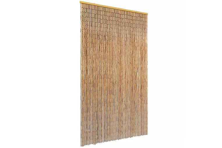 Dörrdraperi bambu 120x220 cm - Brun - Inredning - Småmöbler - Rumsavdelare