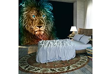 Fototapet Abstract Lion 200x140