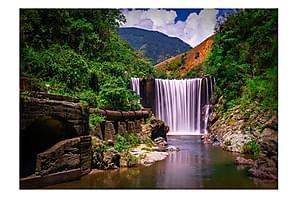 Fototapet Reggae Falls 150x105
