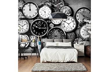 Fototapet Retro Clocks 150x105