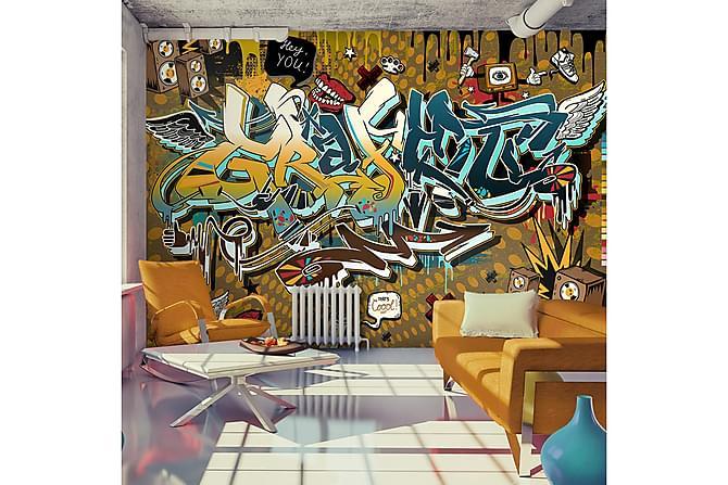 Fototapet That's Cool 100x70 - Finns i flera storlekar - Inredning - Tapeter - Fototapeter