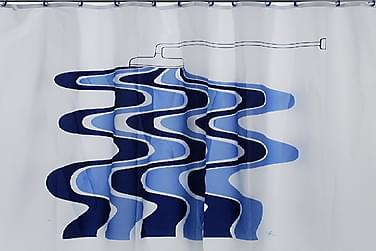 Etol Duschdraperi Match 180x200 cm