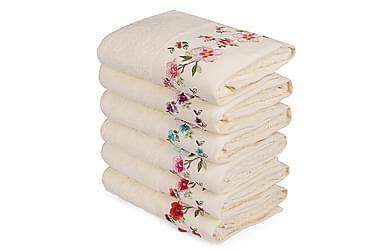 Handduk Şaheser 50x90 cm 6-pack