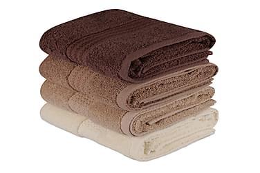 Handduk Hobby 50x90 cm 4-pack