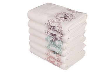 Handduk Soft Kiss 50x90 cm 6-pack