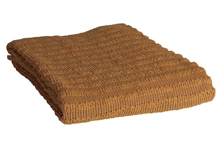 Handduk Wafrely 130x170 cm - Brun - Inredning - Textilier - Badrumstextilier
