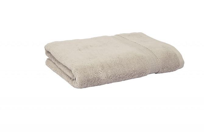 Handduk Zen 70x140 cm Sand - Borås Cotton - Inredning - Textilier - Badrumstextilier