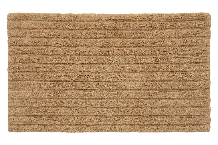 Matta Strip 100x60 Kamel - Turiform - Inredning - Textilier - Badrumstextilier