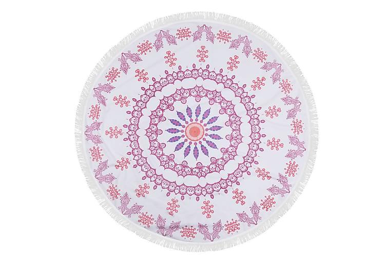 Strandhandduk Pearl Home Fouta 150 cm Rund - Multi - Inredning - Textilier - Badrumstextilier