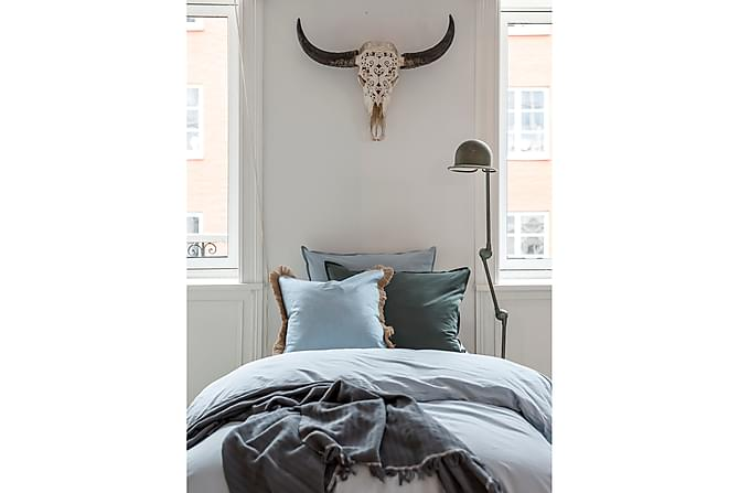 Filt Canasta Blå - Borås Cotton - Inredning - Textilier - Filtar & plädar