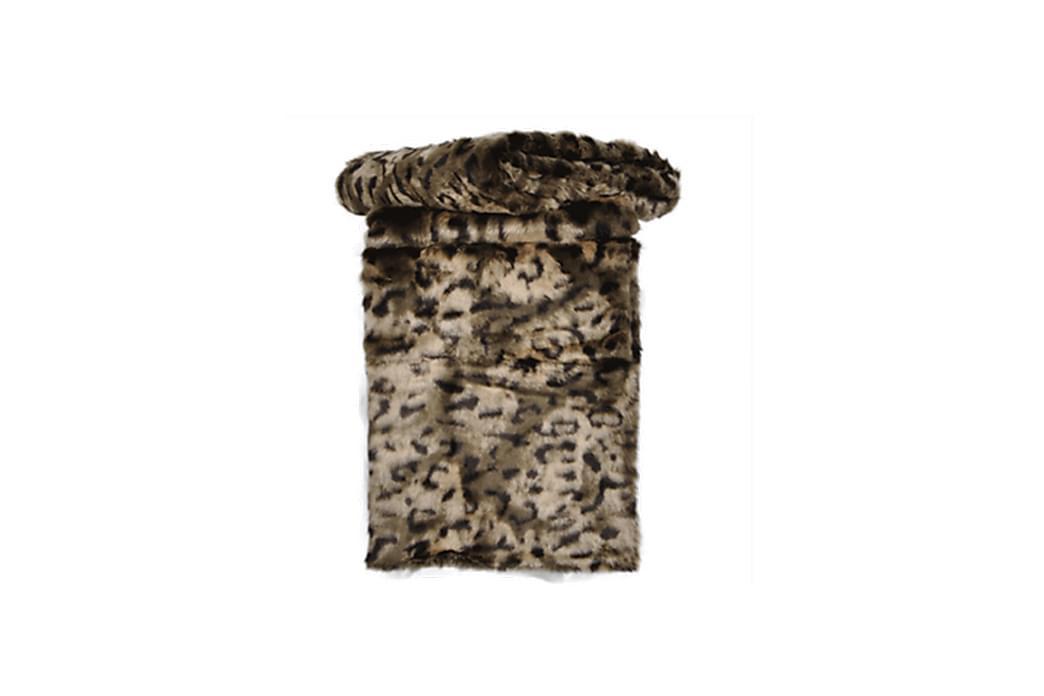 Pläd Kvarnholm 130 cm - Flerfärgad - Inredning - Textilier - Filtar & plädar