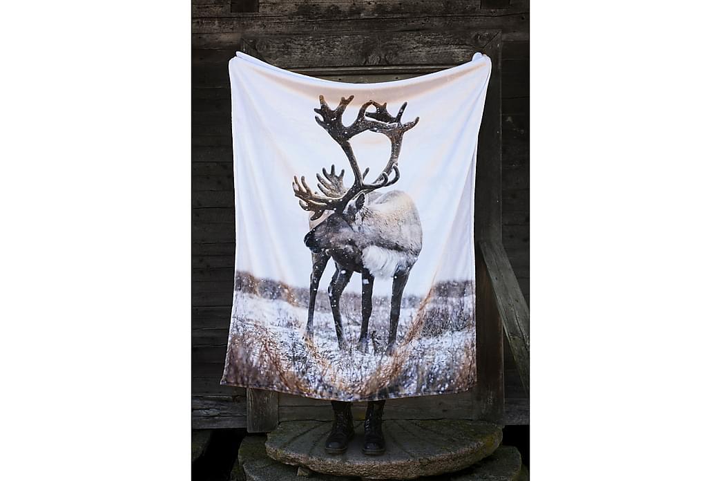 Pläd Rubens - Svanefors - Inredning - Textilier - Filtar & plädar