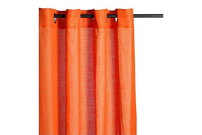 Öljettlängd Limbo 140x240 cm Orange - Mogihome - Inredning - Textilier - Gardiner