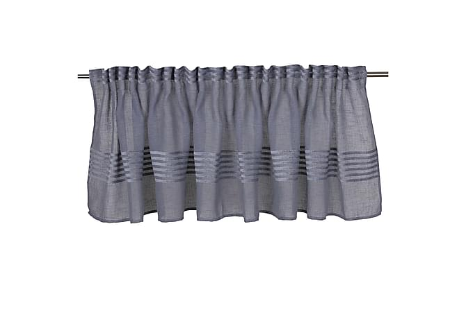 Gardinkappa Mili Multiband 55x250 cm Denim - Fondaco - Inredning - Textilier - Gardiner