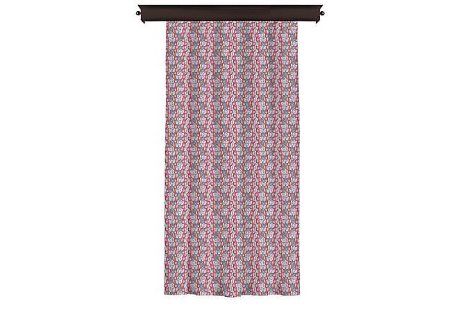 Gardinlängd Cipcici 140 cm - Flerfärgad - Inredning - Textilier - Gardiner