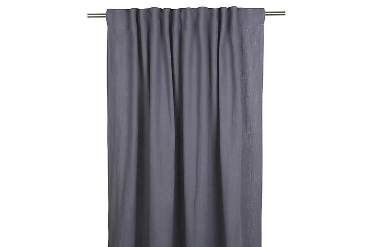 Gardinlängd Rami 130x240 cm Blå - Fondaco - Inredning - Textilier - Gardiner