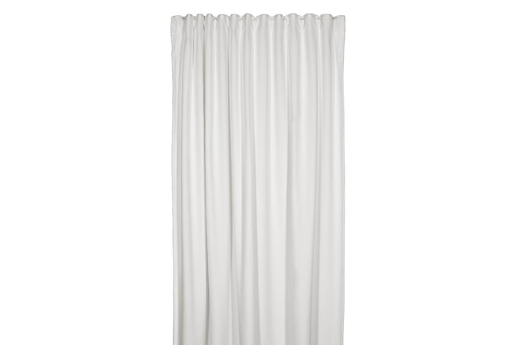 Gardinlängd Softsouch Sammet - Vit - Inredning - Textilier - Gardiner