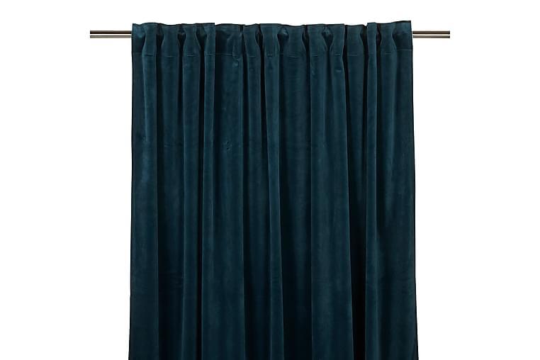 Gardinlängd Velvet Multibandslängd 2-pack 140x240 cm Oktan - Fondaco - Inredning - Textilier - Gardiner