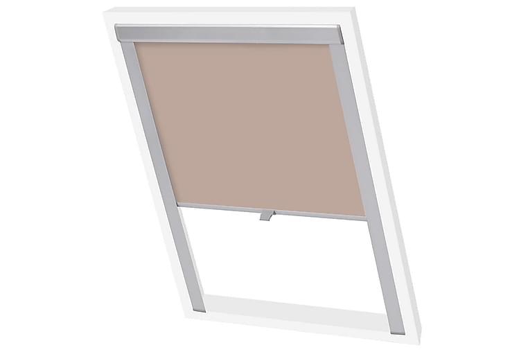 Mörkläggande rullgardin beige FK06 - Beige - Inredning - Textilier - Gardiner