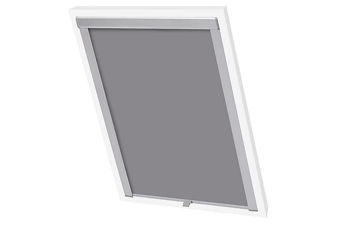 Mörkläggande rullgardin grå MK04 - Grå - Inredning - Textilier - Persienner
