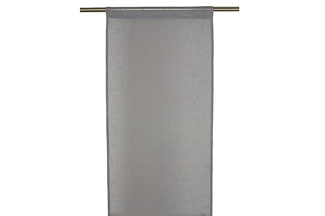 Panellängd Danis 2-pack 43x240 cm Grafit - Fondaco - Inredning - Textilier - Gardiner