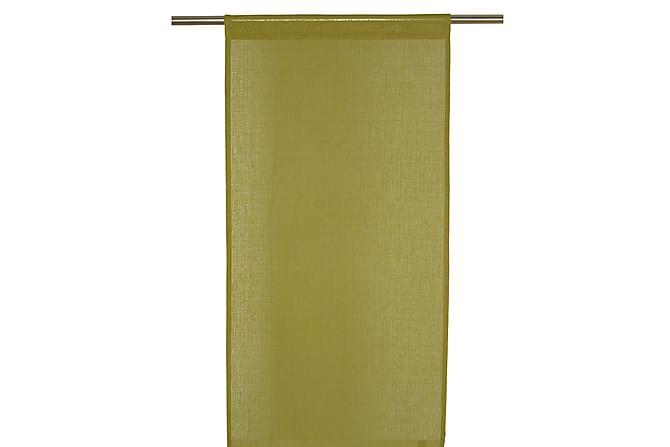 Panellängd Danis 2-pack 43x240 cm Olivgrön - Fondaco - Inredning - Textilier - Gardiner
