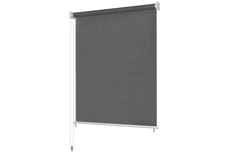 Rullgardin utomhus 350x140 cm antracit - Antracit - Inredning - Textilier - Gardiner