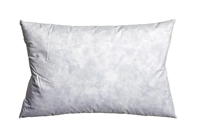 Fjäderinnerkudde 40x60 cm Vit - Mogihome - Inredning - Textilier - Sängkläder