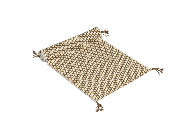 Löpare Clara 120 cm Saffran - Fondaco - Inredning - Textilier - Kökstextilier