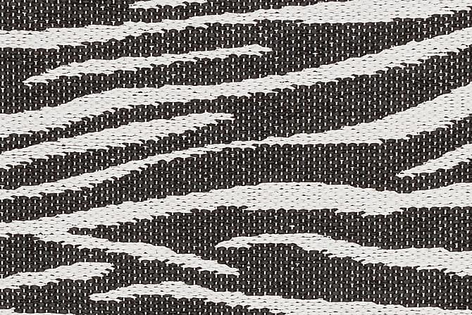 Zebra Tablett Black - Svart|Vit - Inredning - Textilier - Kökstextilier