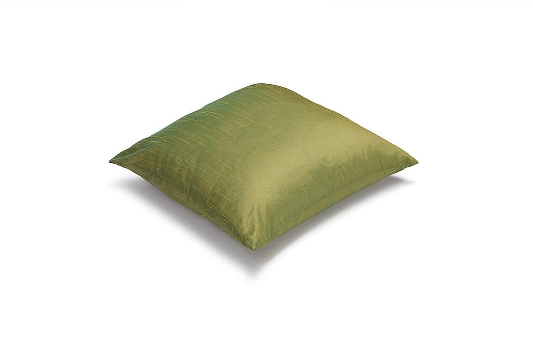 Etol Kuddfodral Metallo 45x45 cm - Grass - Inredning - Textilier - Kuddfodral