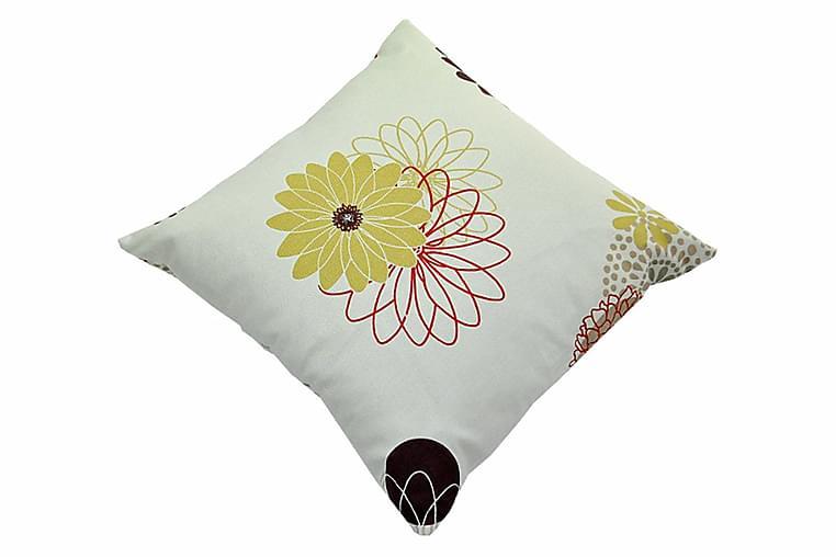 Fritab Kuddfodral 45x45 cm - Flerfärgad - Inredning - Textilier - Kuddfodral