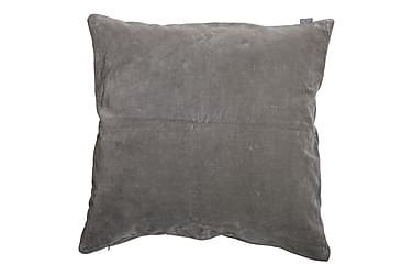 Kuddfodral Aletta 50x50 cm Ljusgrå